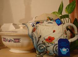 Trina teapot Card