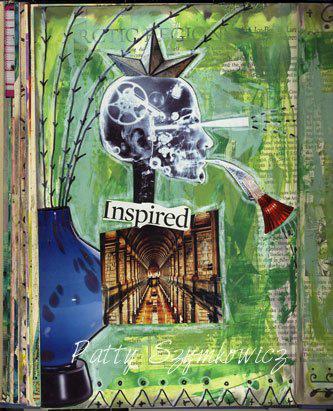 Magpie's Nest scraped-paint-journalltinsp