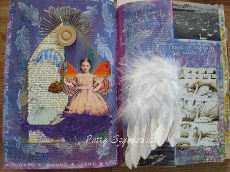 Magpie's Nest swan