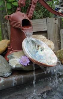farm fountain
