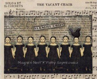 Blackbird Ballet Postcard