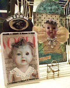 Catarinas Doll and mine