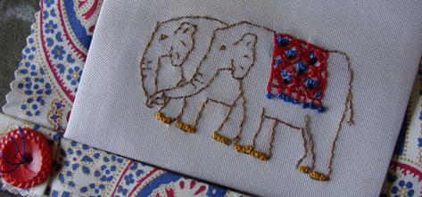 Elephant-Closeup