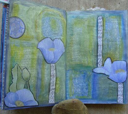 Journal-spread