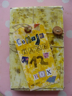 Collage Box Project #1