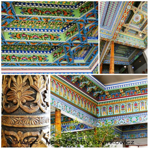 6tea house ceiling