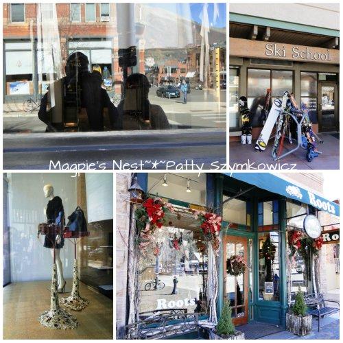 Aspen Window Shopping