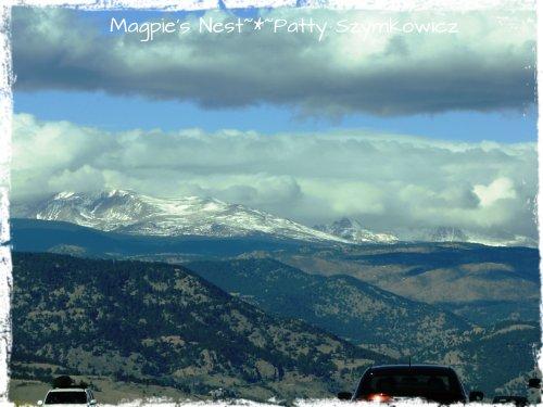 Between Denver and Boulder