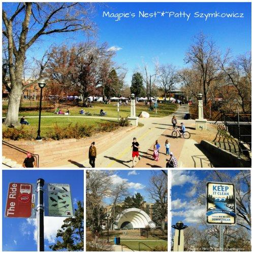 Boulder Central Park Collage