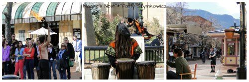 Boulder Street Performers