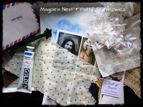 Magpies Nest Angel supplies