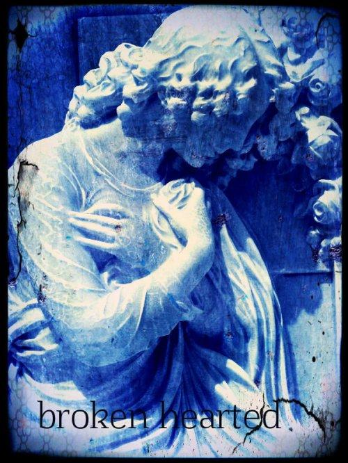 Magpies Nest Broken Hearted Angel