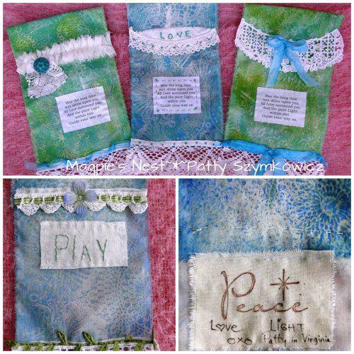 My Sandy Hook flags