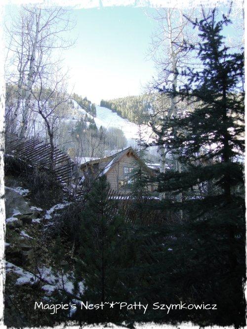 view from Aspen condo