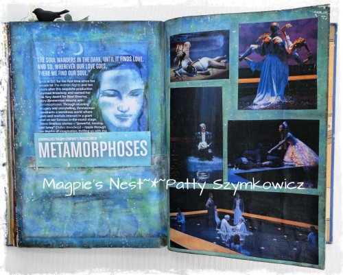 Metamorphoses finished