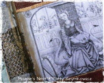 Patty Szymkowicz Swan Lady