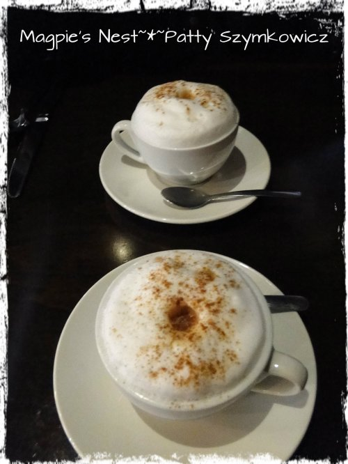 Eggspectation Cappucino