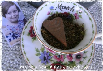 Magpie's Nest Omi's bday