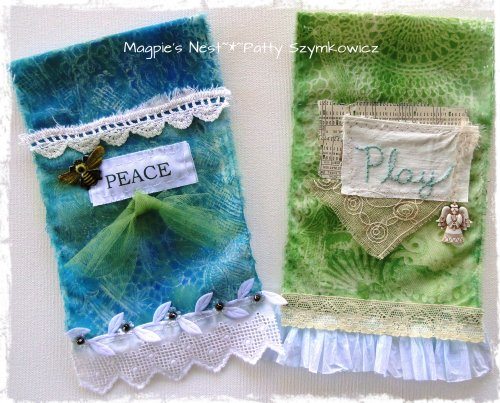 Magpie's Nest Prayer Flags (3)