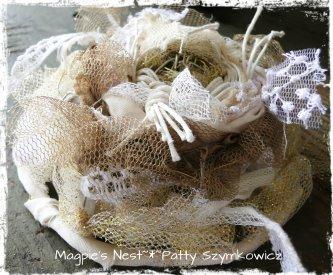 Nest underneath