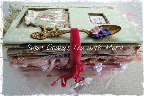 Susan Godby's Tea with Marie