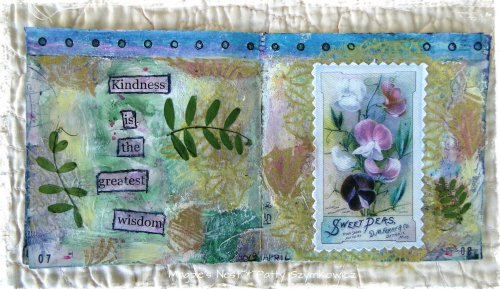 Kindness Sweet Pea Pages