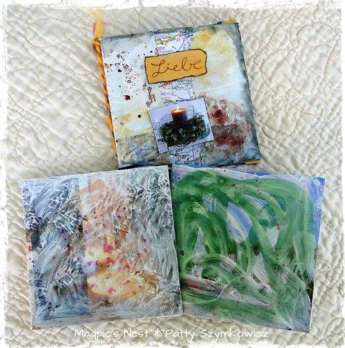 LaWendula's handmade books