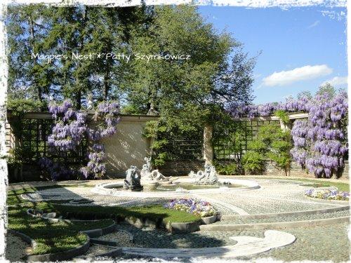 Pebble Garden Dumbarton Oaks