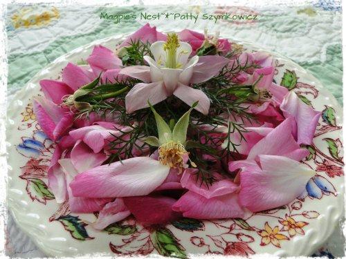 cake plate May Mandala