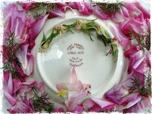Dessert Plate Bottom