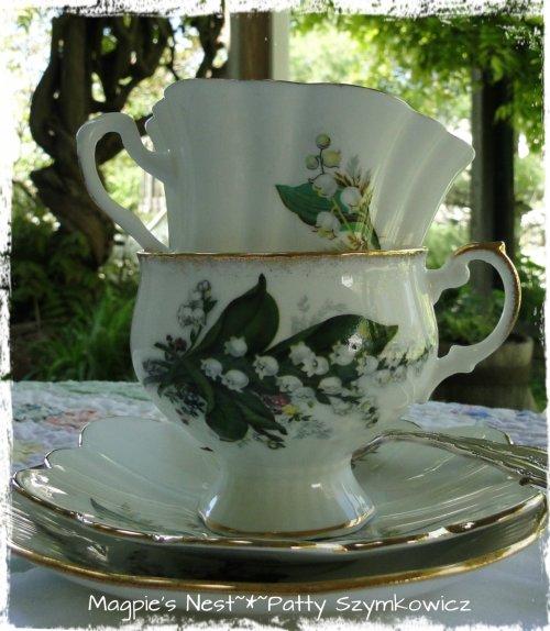 Lona's Teacups