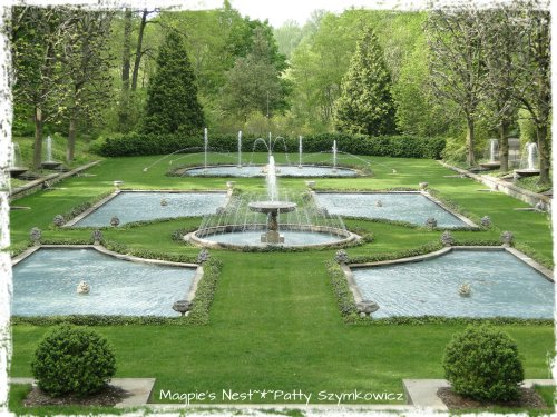 Longwood Fountain Garden