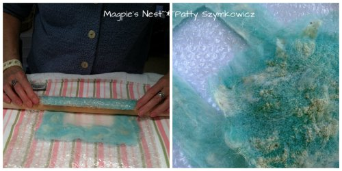Nuno Wet Felting