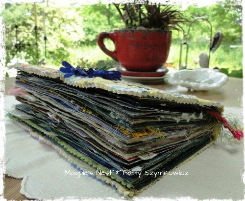 Patty Szymkowicz Art Journal (1)