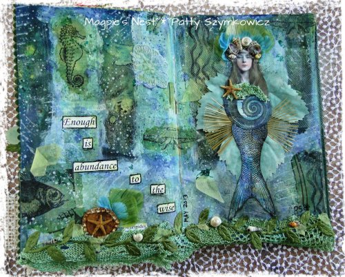 Patty Szymkowicz Mermaid Journal Pgs