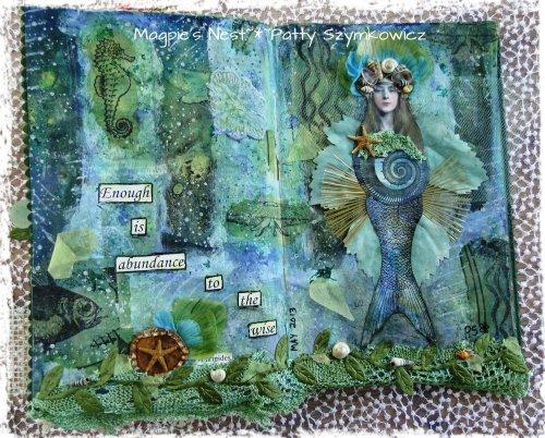 Patty Szymkowicz Mermaid Journal Pgs