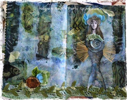 Patty Szymkowicz Mermaid Process Pgs (7)