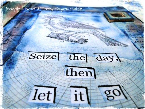 Seize the day ...