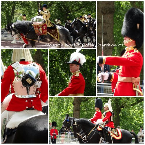 Colonels Review Trooping the Colour 2013