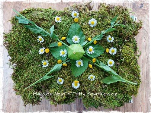 Daisy Green Mandala (3)
