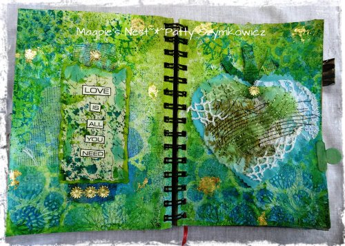 Magpie's Nest My pages (7)