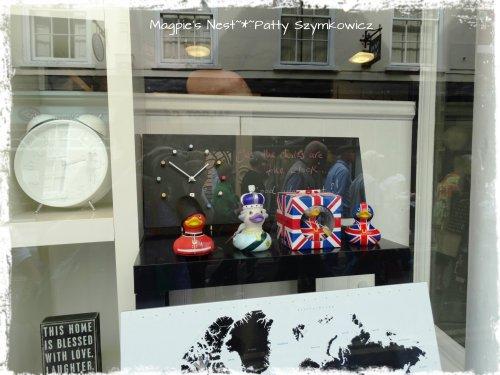 York British Rubber Duckies