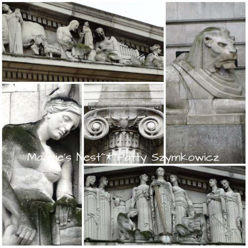 #3 Nottingham Council House closeups