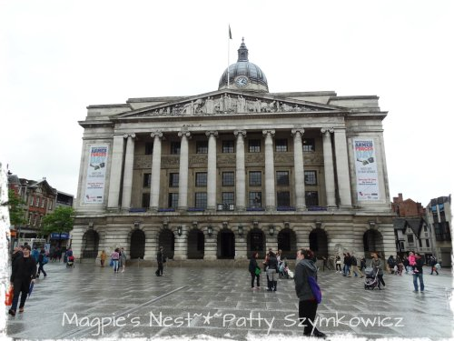 #3 Nottingham Council House
