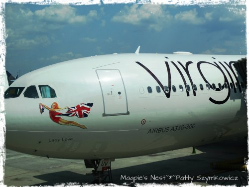 #4 Virgin Airlines