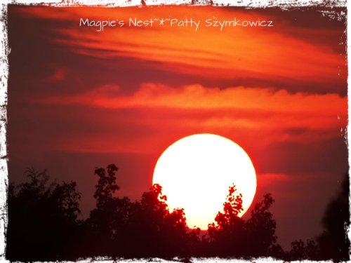 #5 Sunset Northern Virginia 20 Aug 2013