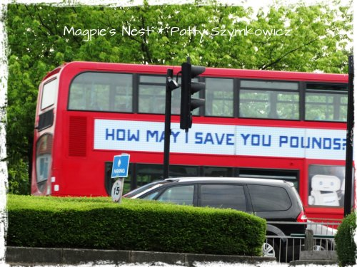 #7 London Double Decker Bus