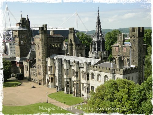 #8 Cardiff Castle Wales