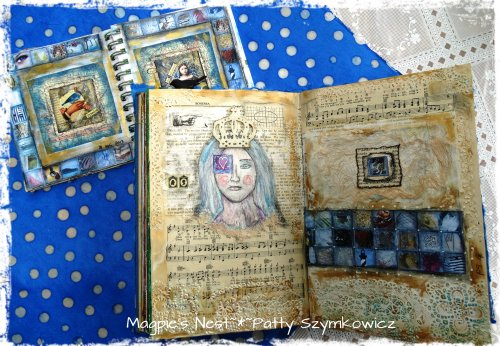 AJJ Square journal pages