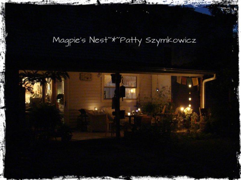 candlelit back porch 26June
